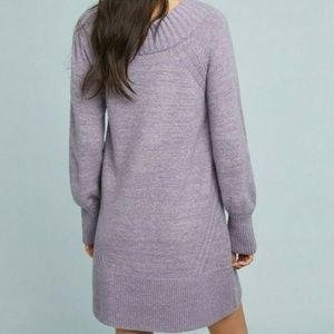 e2c49c1487c Anthropologie Dresses - Anthropologie Rhyme Sweater Dress  150 Sz S - NWT